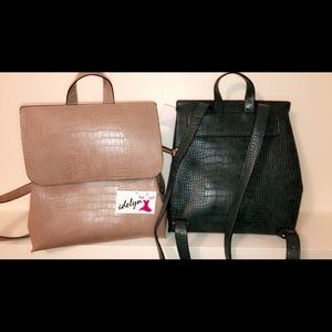 Fancy bag-pack